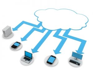 cloud computing storage